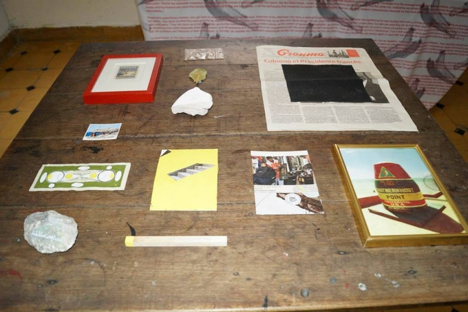 Exhibit at Taller Libertario Alfredo López