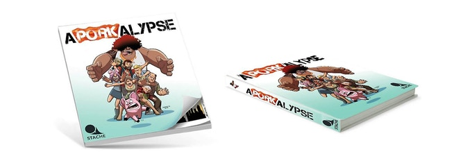 The Standard Paperback Edition ($25) and the Kickstarter Exclusive Hardcover Edition ($40)
