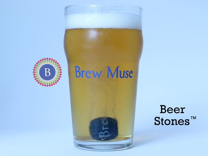 - designed to steadily release beer's carbonation to enhance appearance, aroma, and flavor from the pour to the bottom of your glass - hand engraved soapstone - portable, reusable, easy to clean
