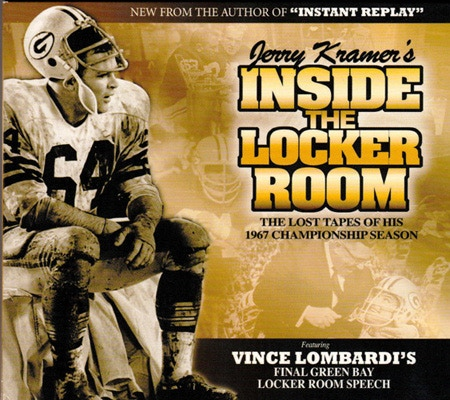 The two CD set chronicles Lombardi's unprecedented 1967 championship season through the eyes of Jerry Kramer and his teammates. Click on the CD cover to hear a sample track.