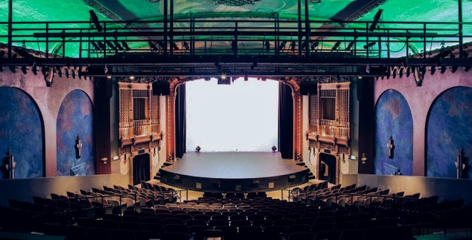We are hosting the event at the beautiful and historic Brava Theater in San Francisco.