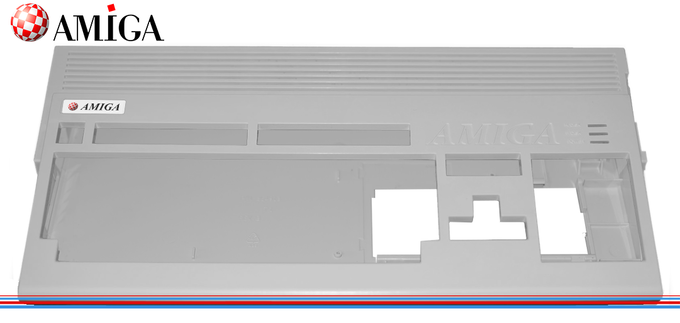New AMIGA 1200 Cases (Made From New Molds) by Philippe Lang