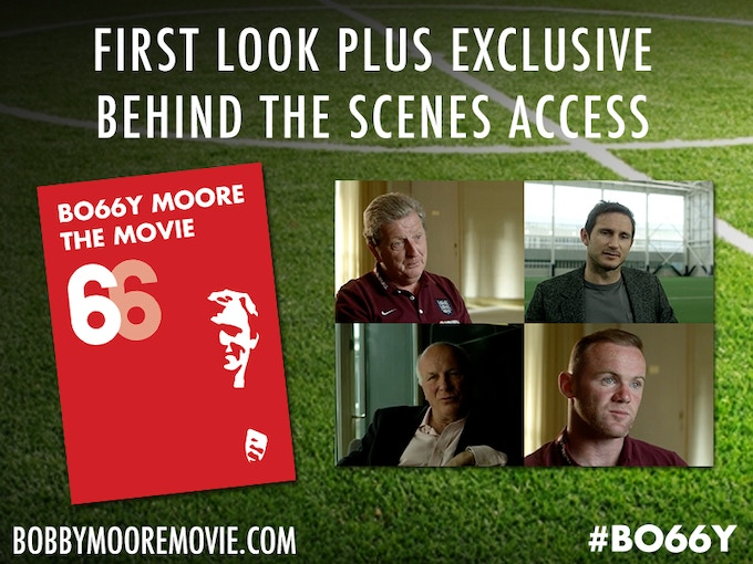 Be among the first to see the finished BO66Y film and get exclusive access to behind the scenes extras
