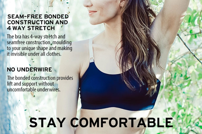 e3aaee76719e3 We are also happy to provide online fit consultations to make sure you pick  your perfect size. The evolution bra's ...