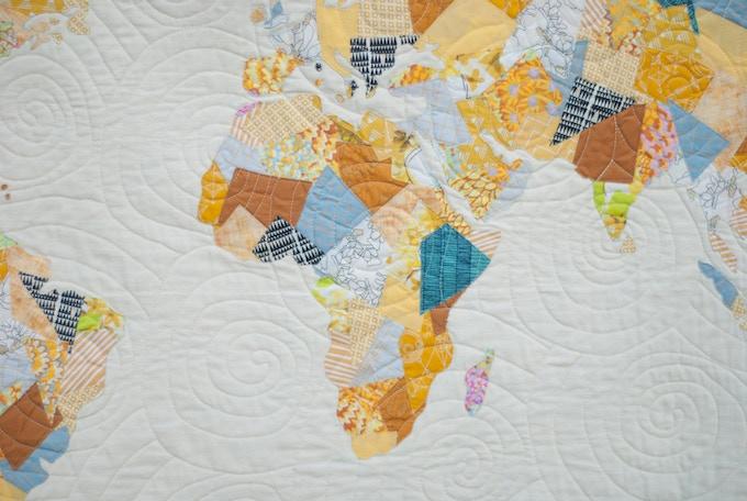 Wanderlust Quilt by Shannon Brinkley — Kickstarter