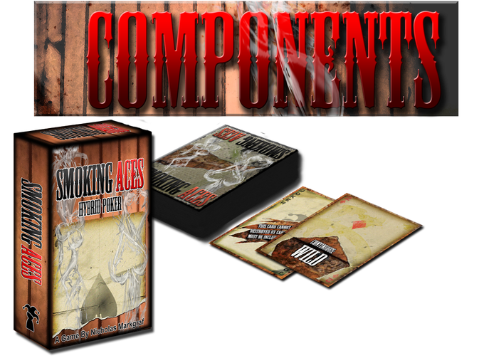 Smoking Aces Components