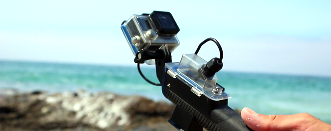 The Live Charge Kit is compatible with the GoPro Hero4, Hero3+ and Hero3 in the Standard 40m Housing.