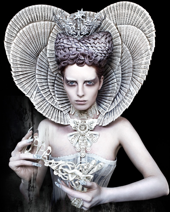 'The White Queen'
