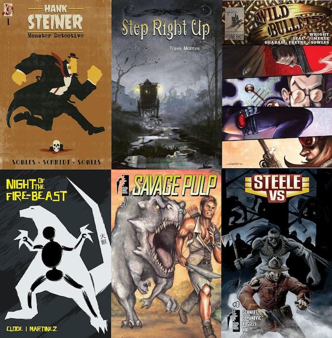 Indie Comics Mega Pack