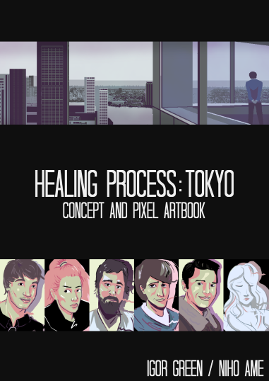 The Art of Healing Process: Tokyo (PDF Edition)