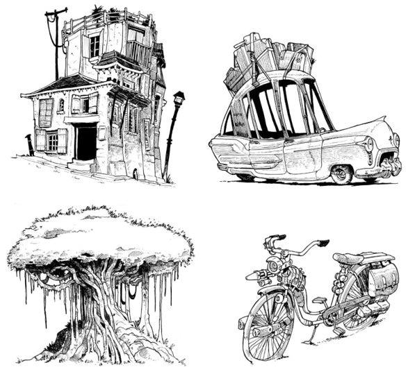 Illustrator's Guidebook by 21 Draw —Kickstarter