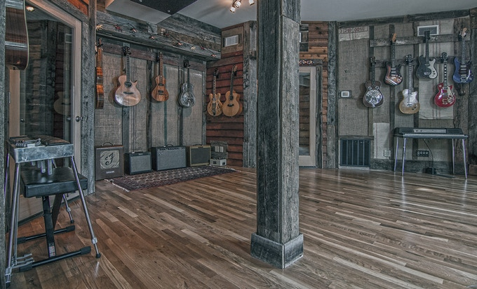 Henhouse Studio in Nashville
