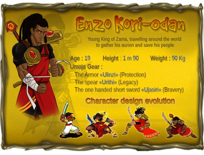 Aurion: Legacy of the Kori-Odan by Plug In Digital Label — Kickstarter