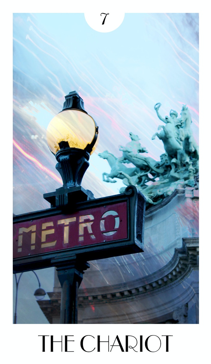 City Mystic • Paris Color