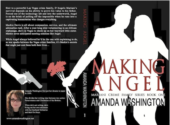 Making Angel, Mariani Crime Family Book 1 by Amanda