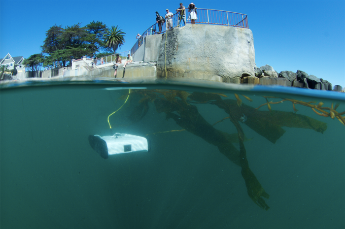 OpenROV Trident - An Underwater Drone for Everyone by OpenROV