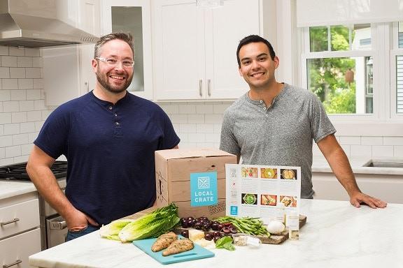 Mike Stalbaum - COO & Chef (Kitchen Ninja)    Frank Jackman - CMO & Wanna Be Sous Chef (Baby Kitchen Ninja)