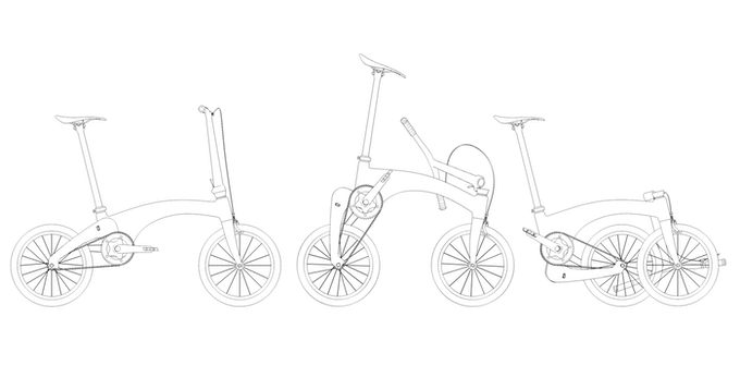 HUMMINGBIRD: The World's Lightest Folding Bike by Petre
