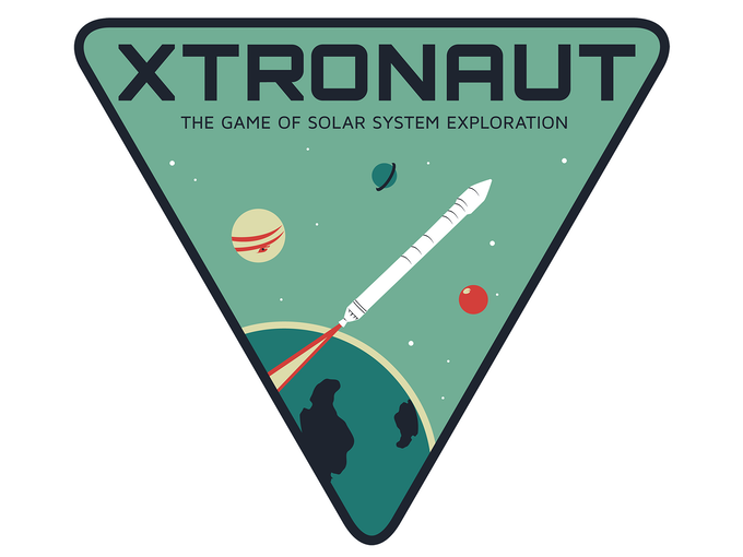 Back our campaign at the Binary-system Level and higher and get a limited-edition Xtronaut Mission Patch!