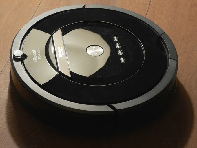 Roomba 700/800 Faceplate design prototype