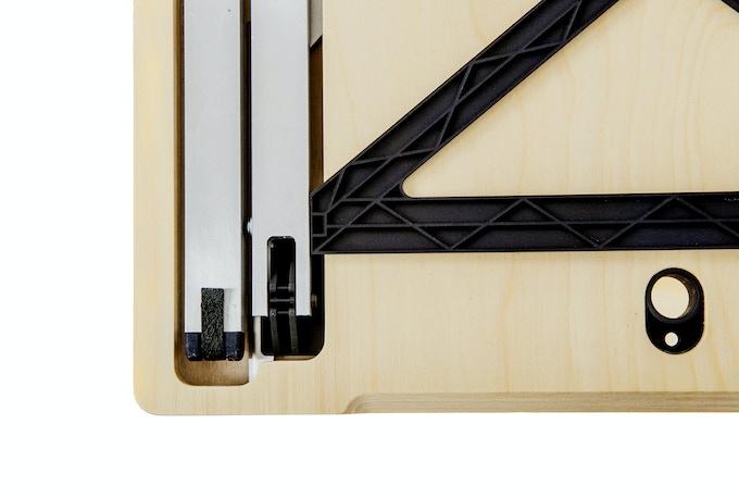 Clean, Modern design using Premium Materials