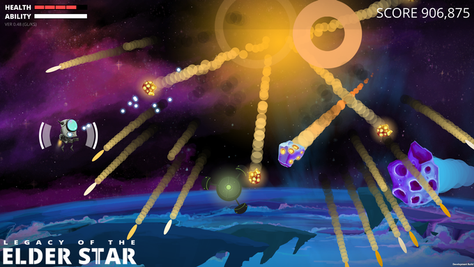Attack orbital planet-killers before they can wipe out another world.