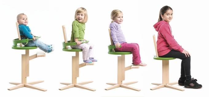 Easily adjustable for kids from 6 months to 10 years of age.