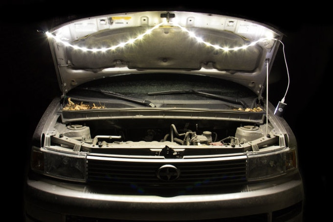 Bring light to your auto repairs.