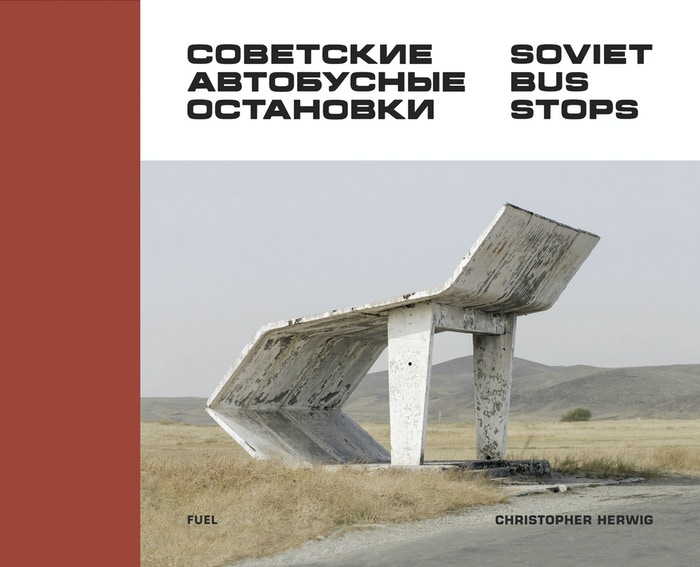 Soviet Bus Stops Limited Edition Photo Book By Christopher Herwig