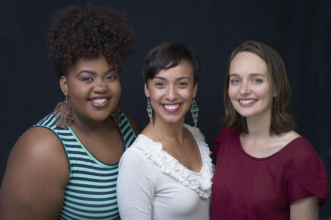 Co-Directors SheRea DelSol, Monica Berra, and Gini Richards
