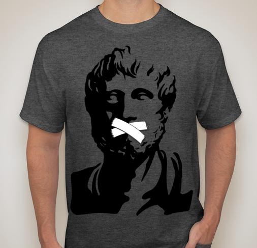 Dirty Rhetoric T-Shirt