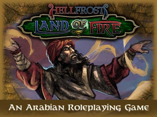 Travel to a land of endless, sun-scorched sands, servile jinn, cruel overlords, sly rogues and adventurous heroes.