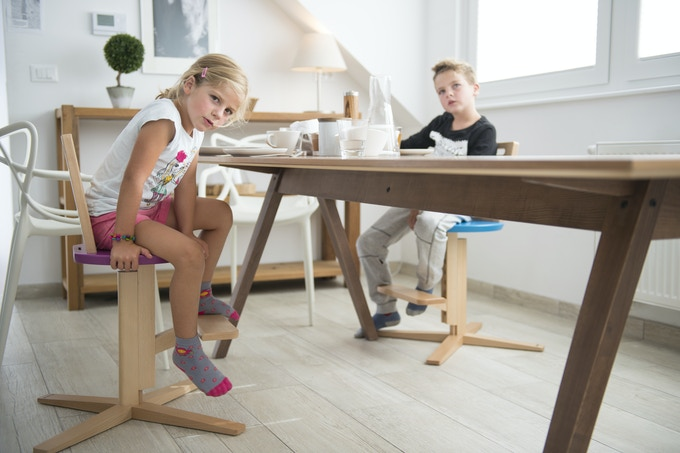 So, what do you think our kids like Smart Froc highchairs?;)