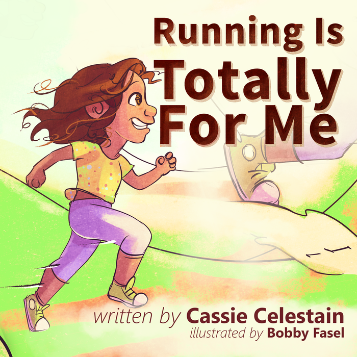 This book will aid children, those who enjoy and those who may not enjoy running, in discovering and owning their uniqueness.