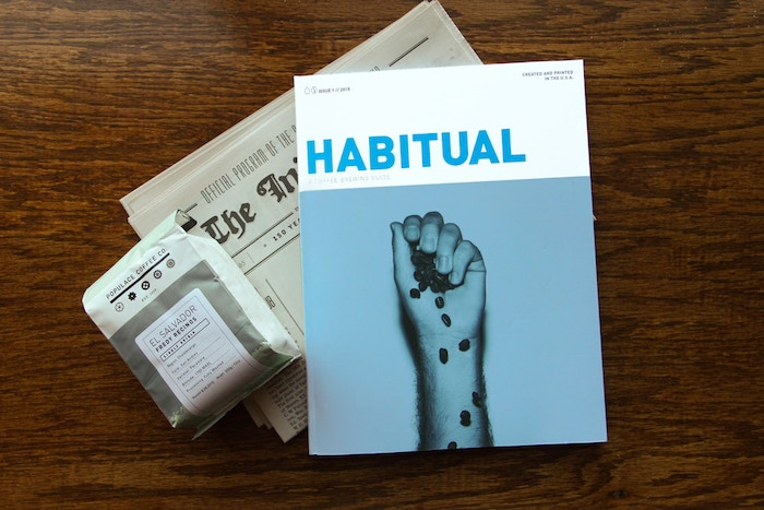 Habitual provides an in-depth look at the versatility and behavior of brewing coffee. Storytelling and brewing coffee in the wild.