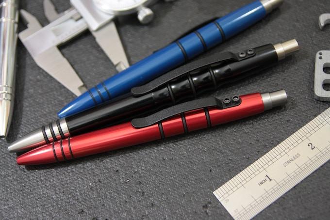 Mini Click Great Pen Amazing Mechanism By Jack Roman