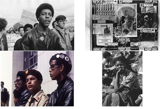 Chose 1 - 8x10 inch signed Black Panther Party Photographs by documentarian by Jeffrey Blankfort - Quality Paper, suitable for framing