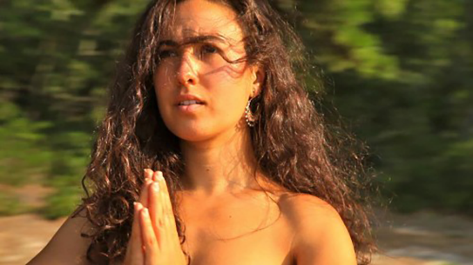 Image from Lyric's debut music video for the song In the Valley of my Soul