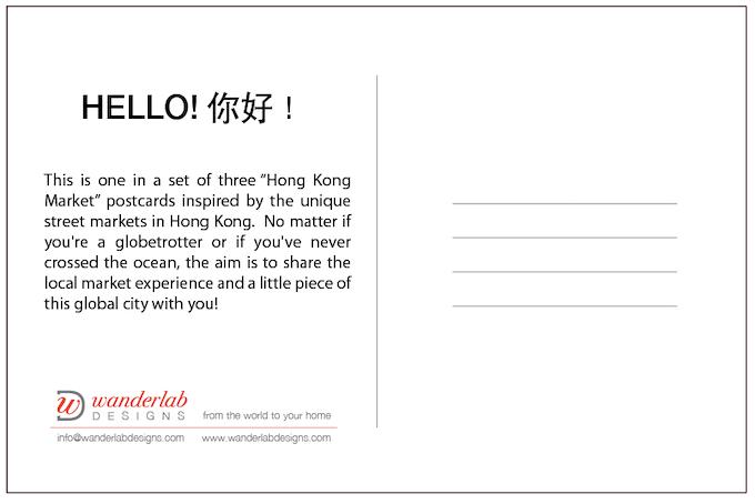 Postcard Content