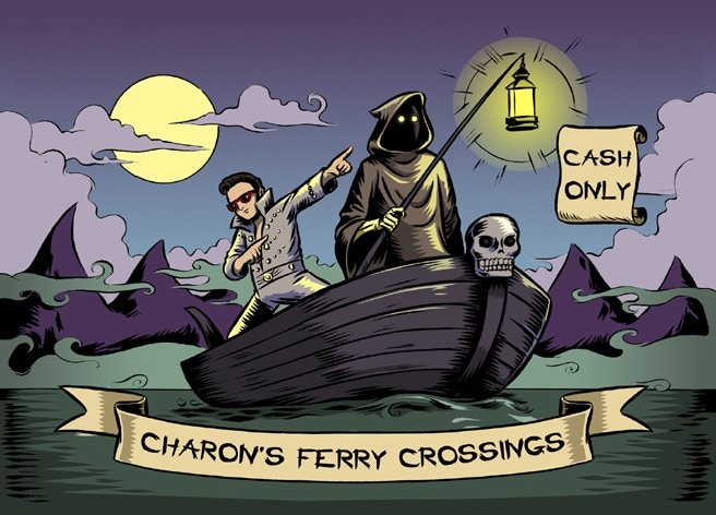 Charon's Ferry Crossing Service