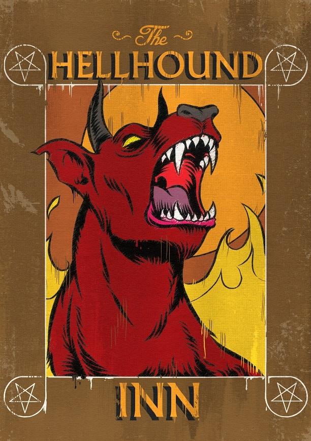 The Hellhound Inn #2