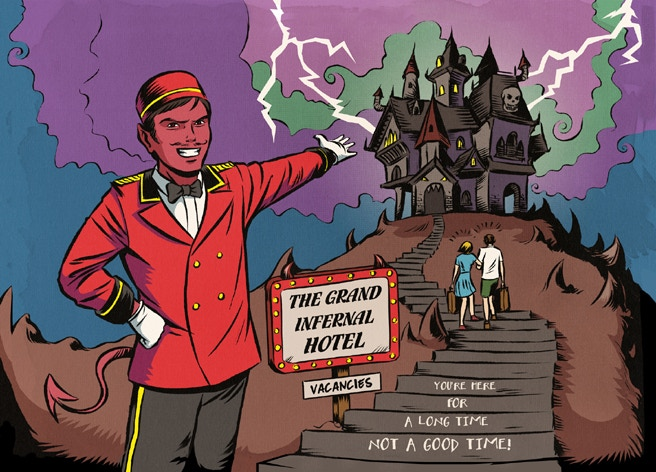 The Grand Infernal Hotel