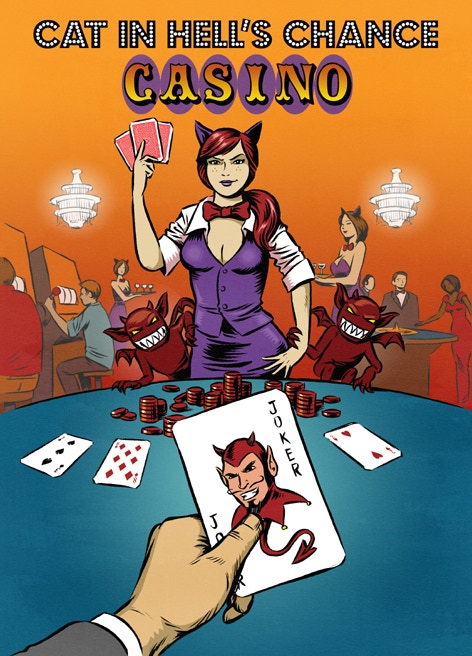 The Cat In Hell's Chance Casino