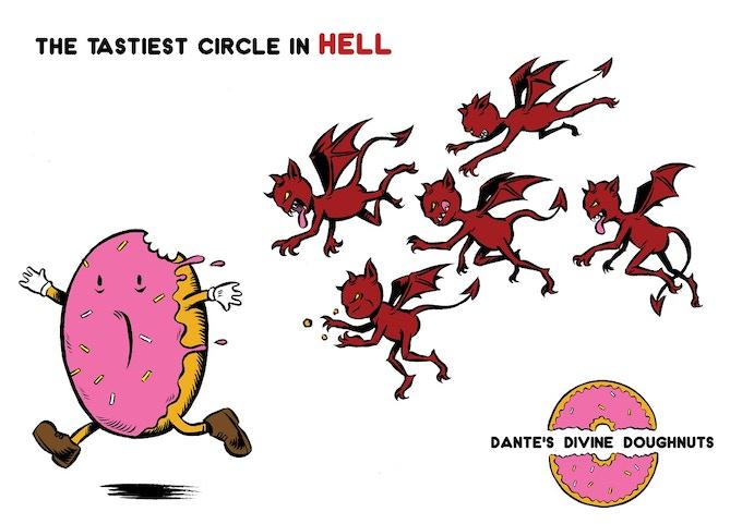 Dante's Divine Doughnuts
