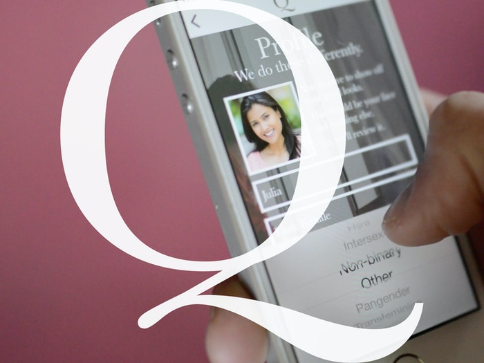 Q is the world's first gender-inclusive queer social network.
