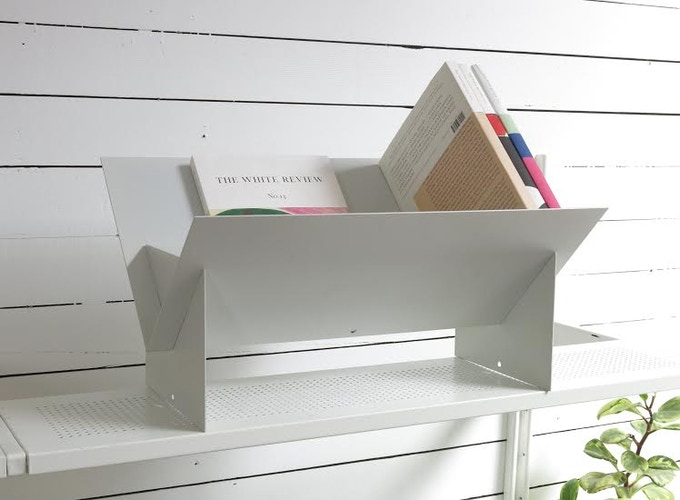 For £175 – a beautifully designed bookcase from BOOK/SHOP, and four back issues of your choice to start your collection.