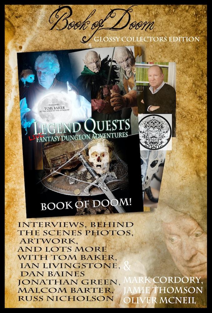 The Book of Doom reward