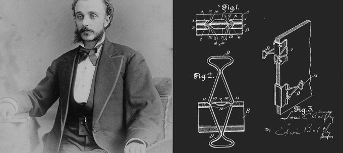 Edwin and the 1910 patent