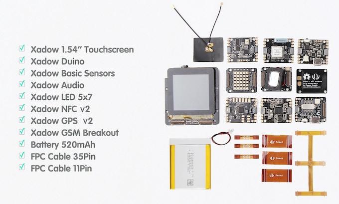 7b185d93c937836c24f7caa352c6f490 original - RePhone, un teléfono DIY de código abierto compatible con Arduino