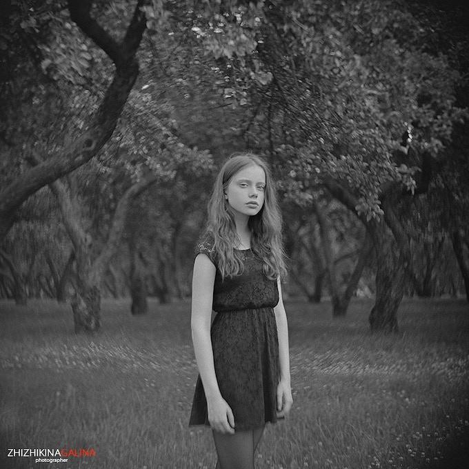 Zhizhikina Galina ©